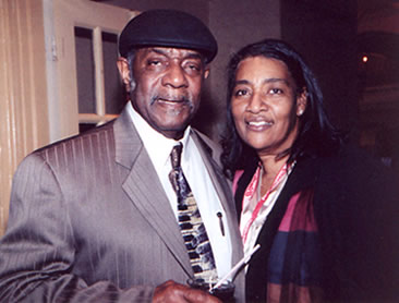 Johnnie & Frances Johnson, 2001